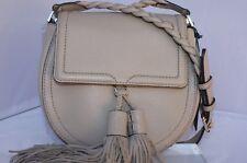 New Rebecca Minkoff Isobel Saddle Crossbody Khaki Bag Shoulder Handbag