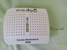 EVA DRY RENEWABLE MINI DEHUMIDIFIER EDV300 IN EUC!!!
