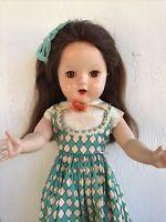 Vintage Artisan Raving Beauty Doll, 1950's,  All Original