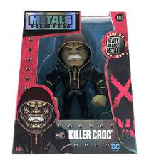 "4"" METALS Suicide Squad: Killer Croc in Hood (M111)"
