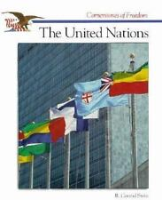 The United Nations (Cornerstones of Freedom)-ExLibrary