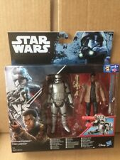 """Star Wars Force Awakens - Captain Plasma V Finn (Jakku) - 3.75"""" Action figures"""