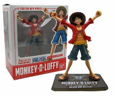 One Piece Monkey D. Luffy Figurine PVC 15cm Manga Anime Figure 100% Neuve New