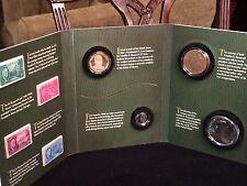 2014 Franklin D Roosevelt FDR Coin & Chronicles Set-Limited Mintage