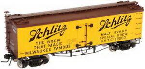Atlas 61402 HO Scale 36'Wood Reefer Schlitz #92000 LN/Box
