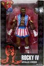 "APOLLO CREED Rocky IV 40th Anniversary 7"" Scale Movie Figure Series 2 Neca 2017"