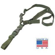 Condor #US1008 Tactical One Point Rifle Sling OD Green