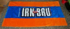 Irn Bru Beach Towel 700mm X 1300mm (NEW)