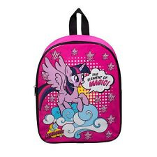 My Little Pony Junior Backpack Official Kids Girls Brony Merchandise School Bag