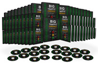 The Big Traffic Firesale- Videos on CD