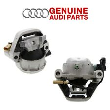 For Audi A6 A7 Quattro 2012-2018 Pair Set of Left & Right Engine Mounts Genuine