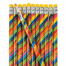 Wild Color Rainbow Pencils - 24 Pc. - Stationery - 24 Pieces