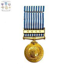 REPUBLIC OF KOREA KOREAN WAR UNITED NATIONS SERVICE MEDAL RIBBON BAR REF #0003
