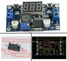 CVCC DP20V2A Control Reductor Módulo De Alimentación Pantalla LCD CVCC Programable