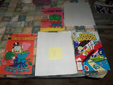 LOT # 30  3 WALT DISNEY COMICS