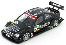 Mercedes C Class Gary Paffett DTM 2004 1:43