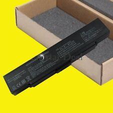 Battery for Sony Vaio VGN-CR520 VGN-CR590EBW VGN-NR150FE VGN-NR32Z/T