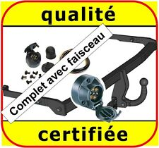 ATTELAGE remorque Renault Scenic II dès 2003 + faisceau 7 broches complet / neuf