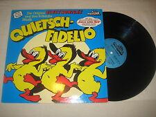 Electronica's - Quitsch-fidelio Vinyl  LP