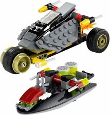LEGO TMNT 79102 - RAPHAEL Stealth Shell & FF Speeder  (Without all minifigs)