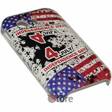 Cover For Samsung Galaxy Y S5360 America 4 July rigid