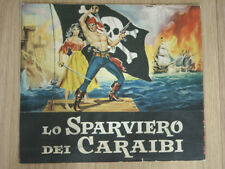 BROCHURE -  LO SPARVIERO DEI CARAIBI