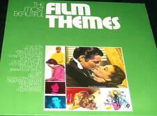 The Most Beautiful Film Themes 2 Lp Set Mint German Import Clockwork Orange