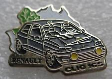 Pin's Voiture La Renault Clio 16S 16 S #650
