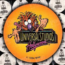 Tazos De 1994 EE. UU. Set completo de 24 Universal Studios Mcdonalds-Ultra Poco común-Pog Shop