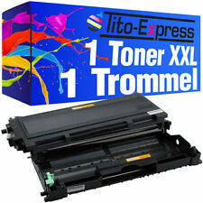 Trommel & Toner XL PlatinumSerie für Brother HL-2035 HL-2037 TN-2005 DR-2005