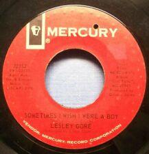 Lesley Gore - Sometimes I Wish I Were A Boy - 1964 Pop 45