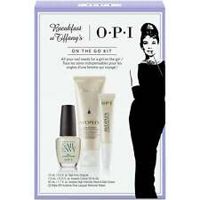 OPI Breakfast At Tiffany On The Go Kit