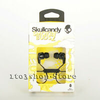 Skullcandy SMOKIN' BUDS 2 In-Ear Earphones Headphones w/Mic Headset (Black) New