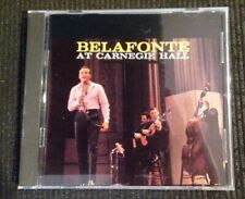 Harry Belafonte CD Live At Carnegie Hall BMG Remastered