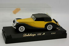 Solido 1/43 - Delahaye 135M Yellow
