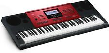 Casio CTK-6250 61 Keys Portable Electronic Keyboard with Pitch bender & More!
