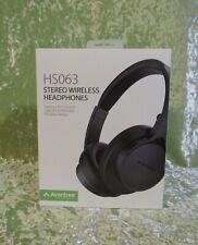 Avantree Bluetooth Wireless Foldable Stereo Over Ear Headphones
