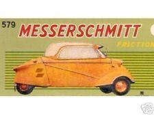 Repro Box Bandai Nr.579  Messerschmitt Kabinenroller