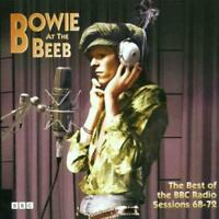 DAVID BOWIE - BOWIE AT THE BEEB: THE BEST OF THE BBC RADIO SESSIONS 68-72 NEW CD