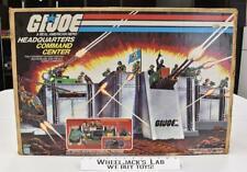 Headquarters Command Center Complete W/ Box GI Joe 1983 Vehicle Hasbro Vintage