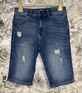 Boys Age 9-10 Years - River Island Denim Shorts