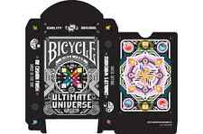 Bicycle Ultimate Universe Colored Edition Playing Cards New Deck Sealed