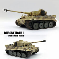 WWII RUSSIA TIGER I Early Type Das Reich 1943 1/72 tank easy model finished