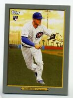 2020 Topps #TR-41 NICO HOERNER Chicago Cubs ROOKIE RC TURKEY RED INSERT CARD