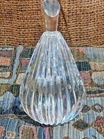 Waterford Crystal Pear Paper Weight