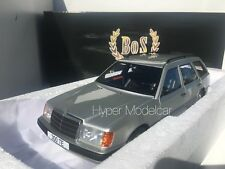 BoS Models 1/18 Mercedes-Benz E-Class 300TE (S124) 1990 Silver Met. Art. BOS344