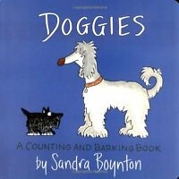Doggies (Boynton on Board) by Sandra Boynton