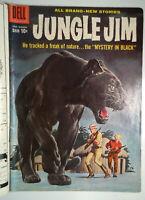 Jungle Jim #19 (1959) Double Cover Dell 1.8 GD- Comic Book