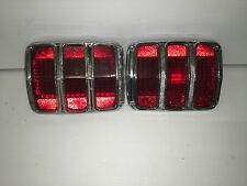 64 65 66 Shelby Mustang GT Original Tail Lights Shelby GT 350 K Code 289 Hipo