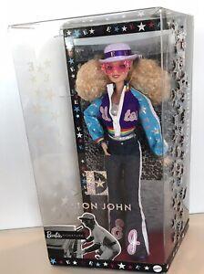 2020 NEW Elton John Barbie Doll Limited Edition NRFB